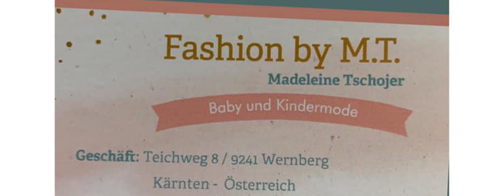 Fashion by M.T.